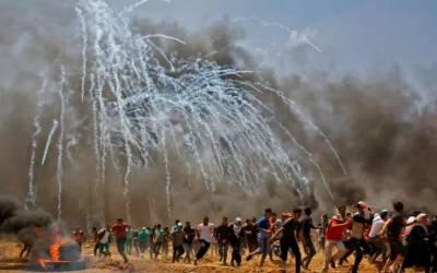 Το ΠΡΑΣΙΝΟ ΚΙΝΗΜΑ για το αιματοκύλισμα στη Γάζα