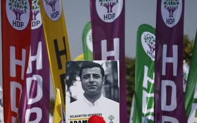 ΤΟ ΠΡΑΣΙΝΟ ΚΙΝΗΜΑ ΓΙΑ ΤΙΣ ΕΚΛΟΓΕΣ ΣΤΗΝ ΤΟΥΡΚΙΑ : Συγχαρητήρια στο HDP που άντεξε στη βία, τη νοθεία και τη φυλακή!!!