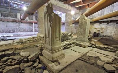 Πράσινο Κίνημα: Απαράδεκτη η απόφαση απόσπασης των αρχαίων στο Μετρό Θεσσαλονίκης