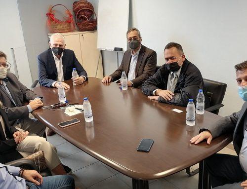 Το ΠΡΑΣΙΝΟ ΚΙΝΗΜΑ στον ΑΣΔΑ: Θεσμική συνάντηση για τα σοβαρά ζητήματα της Δυτικής Αθήνας